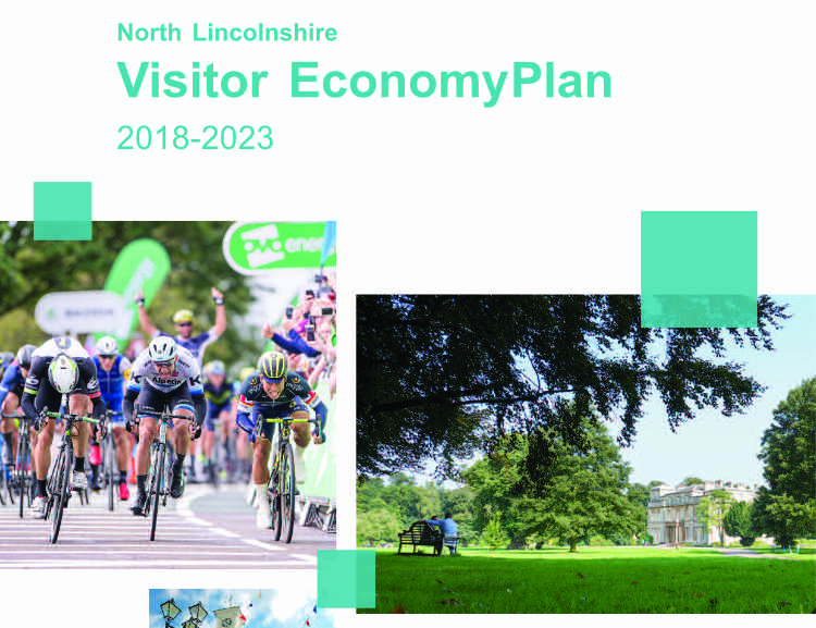 North Lincolnshire Economic Growth Plan Front Cover