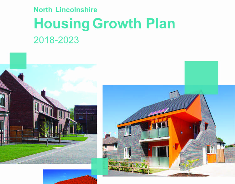 North Lincolnshire Housing Growth Plan Front Cover
